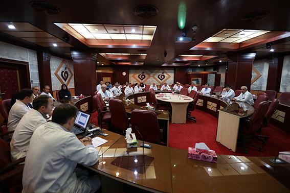 برگزاری صدو نود و دومین جلسه شورای پژوهش مشترک با کمیته اخلاق پزشکی مرکز