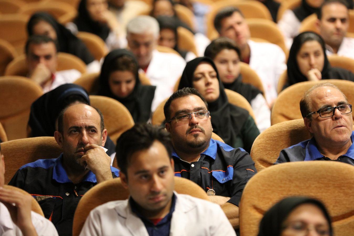 برگزاری نوبت دوم کلاس ارتقای سلامت برای کارکنان مرکز در راستای اعتباربخشی