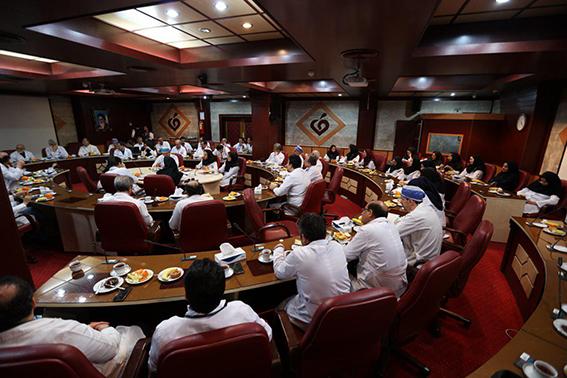 برگزاری جلسه کمیته مورتالیتی مورخ 25 دیماه 1396 در مرکز قلب و عروق شهید رجایی